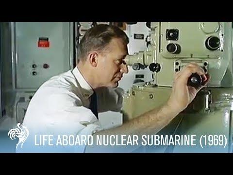 Life on a Nuclear Submarine