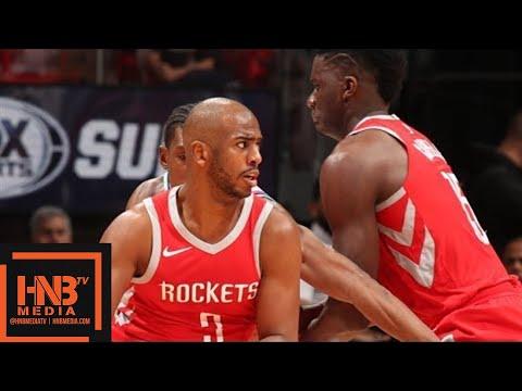 Houston Rockets vs Miami Heat Full Game Highlights / Feb 7 / 2017-18 NBA Season