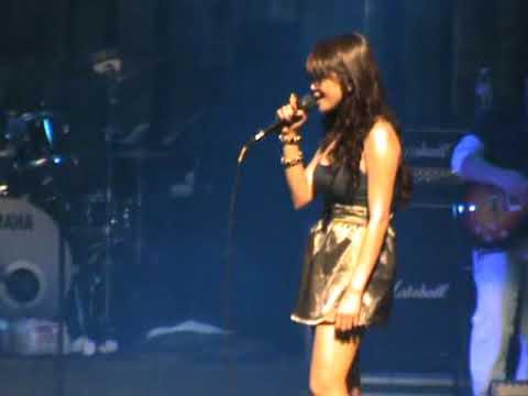 Aegis Live in Toronto Nov 7, 2009 (Luha)