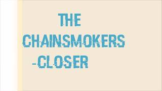 The Chainsmokers   Closer 3D