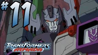 Let's Play Transformers! (PS2) Playthrough Part 11 - Megatron Battle!
