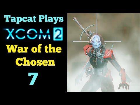 XCOM 2 WotC Part 7: New Supply Raid, Assassin + Lost (4K 60fps)