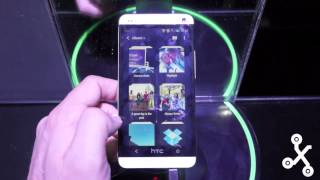 HTC One toma de contacto en vídeo
