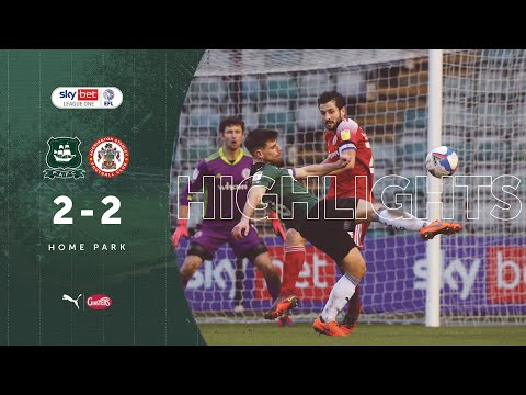 Plymouth Accrington Goals And Highlights