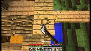 Lets Play Together Minecraft #066 - Weizenhaus im Bau