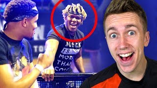 Download I Went to KSI's Show and Pranked him Mp3 and Videos