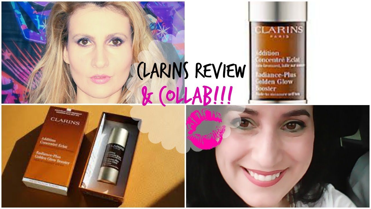 clarins glow booster