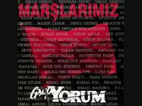 Grup Yorum - Nesid El Tahrir