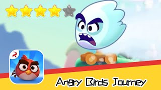 Angry Birds Journey 105 Walkthrough Fling Birds Solve Puzzles Recommend index four stars
