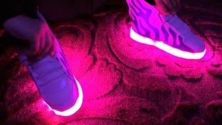 видео Светящиеся Кроссовки – Купить Светящиеся Кроссовки недорого из Китая на AliExpress