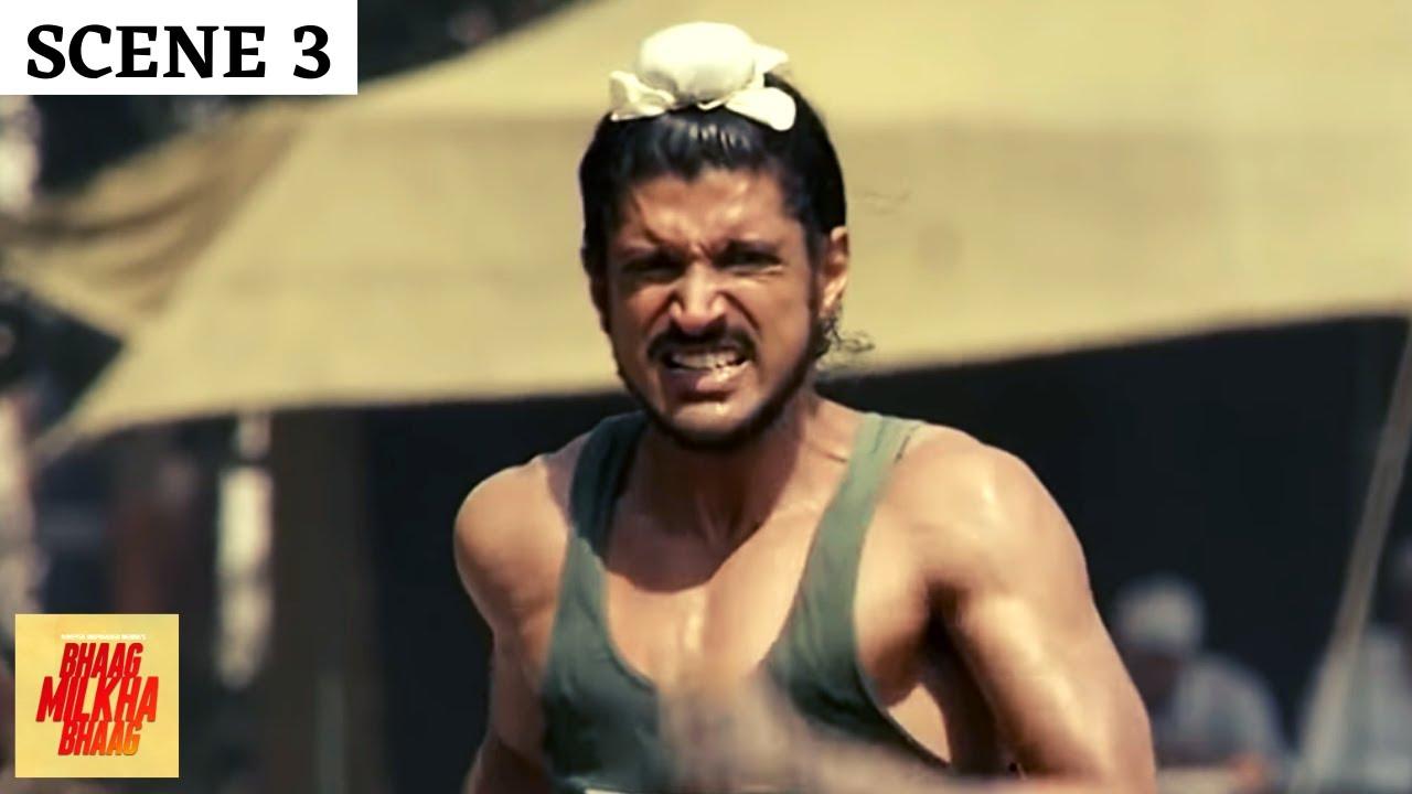 Download Bhaag Milkha Bhaag | Scene 3 | भाग मिल्खा भाग | Farhan Akhtar | Sonam Kapoor | Best Scenes