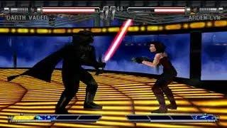 Star Wars Masters of Teras Kasi (Darth Vader) Part 2