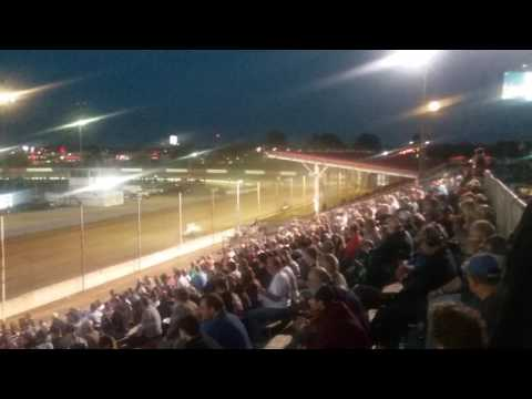 USAC Sprint Cars Heat 3  Terre Haute Action Track