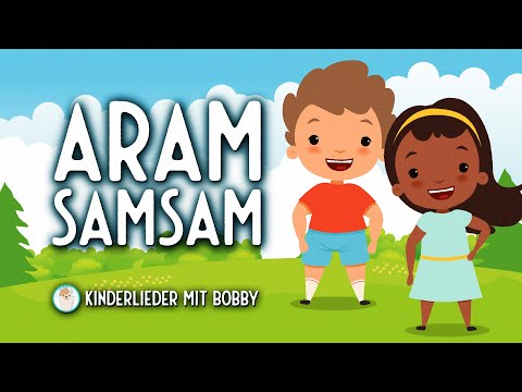Aramsamsam, Gulli Gulli Ram Sam Sam - Kinderlied Mit Text 🎵 Kinderlieder Mit Bobby 🎵