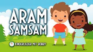 Aramsamsam, Gulli Gulli ram sam sam [mit Text] - Kinderlieder mit Bobby