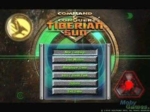 C&c Tiberian Sun C&c Tiberian Sun Music Menu