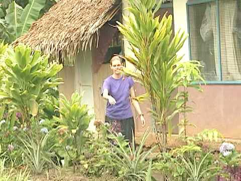 Explore the Home of a Peace Corps Volunteer in Micronesia