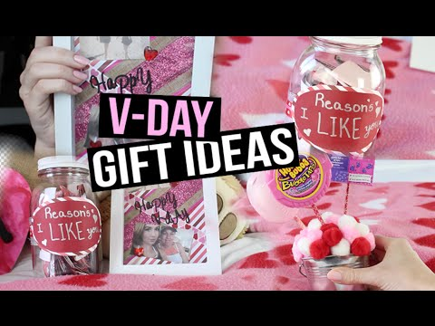 DIY: Last Minute Valentine's Day Gifts!!