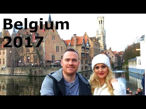 Brussels: Couple Vlog Backpacking Europe  &  travel blog