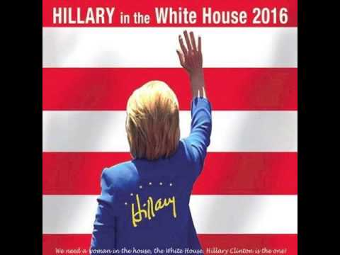 Hillary In The White House 2016