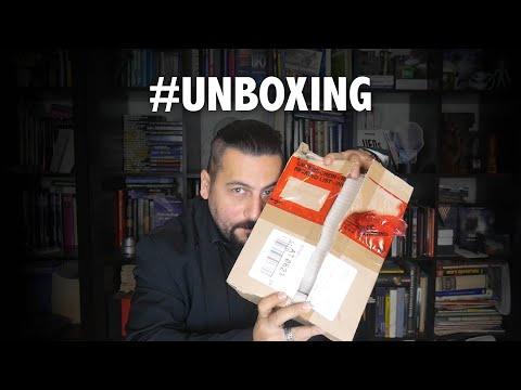 UNBOXING! Neue Mystery-Bücher des Ancient Mail Verlag