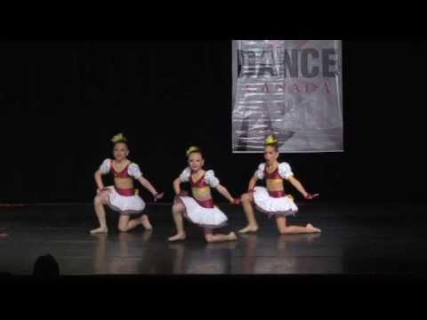 Bippity Boppity Boo  - Jazz Trio - Taylor McLennan - Bold Dance Company