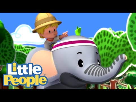 Fisher Price Little People | Headed in the Right Direction | Full Episodes Marathon | Kids Movies