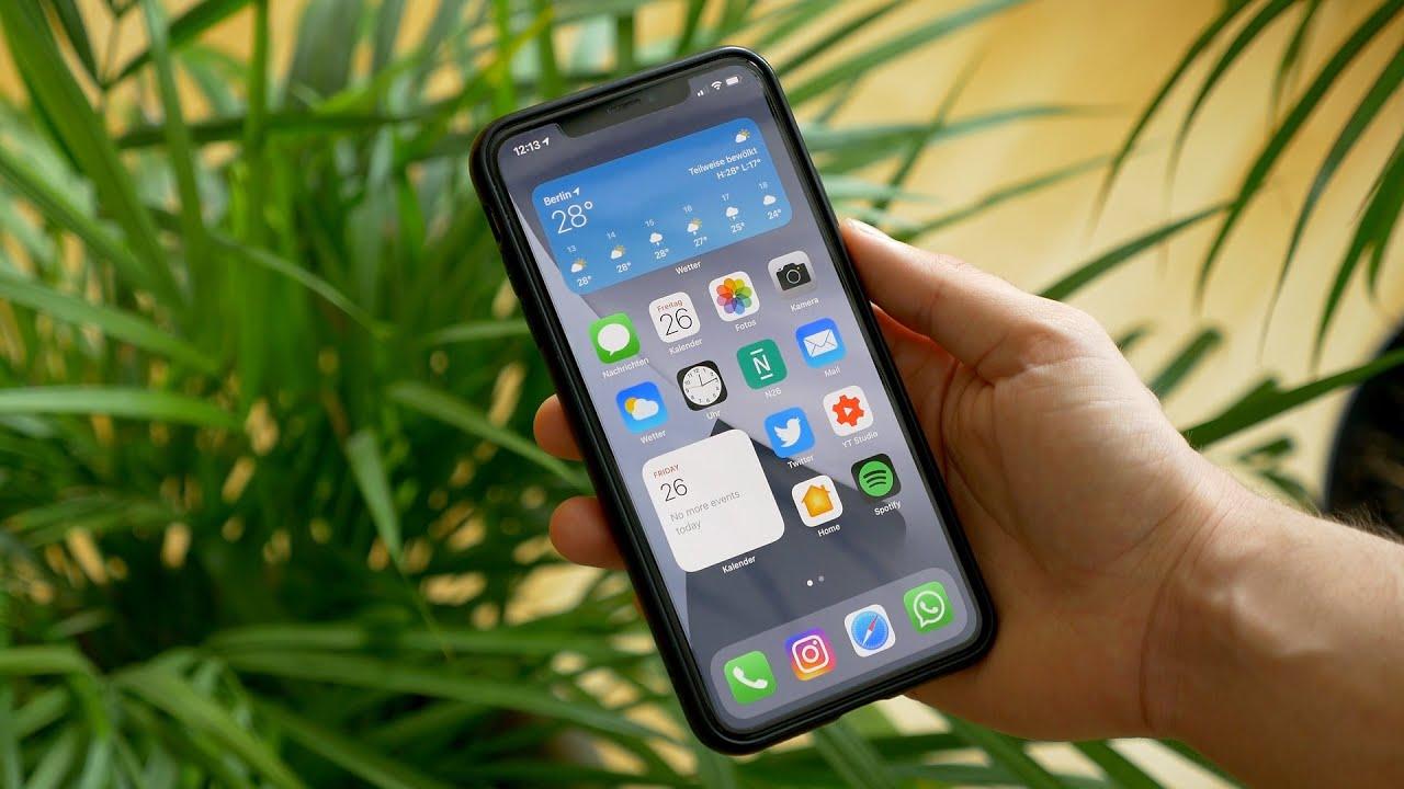 iOS 14 - Fazit nach 48h! Das beste iOS?