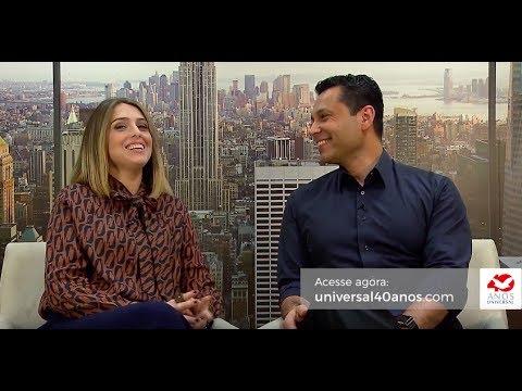 Universal 40 anos - Bispo Renato Cardoso e Cristiane Cardoso
