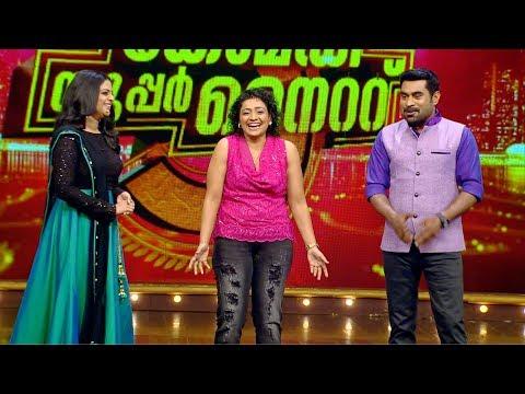Comedy Super Nite - 3 with മീര വാസുദേവ് │Flowers│Ep# 38