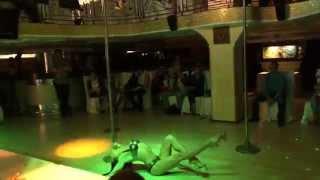 Полдэнс. Одесса. Открытый фестиваль спортивного танца на пилоне