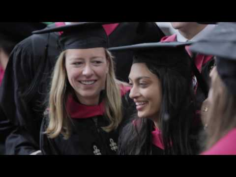Celebrating the 2017 Harvard Business School Commencement