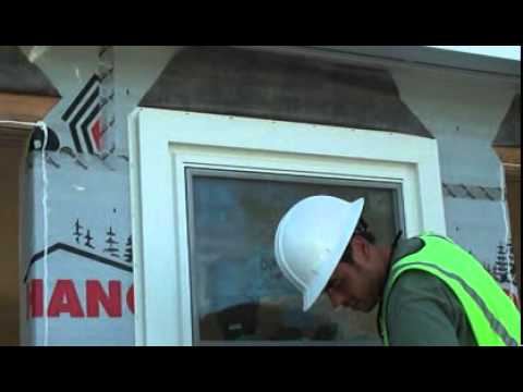 Great Falls Construction of Gorham Maine show Window installation Techniques