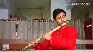 Ami kan pete roi flute covered by Zahid Ahasan