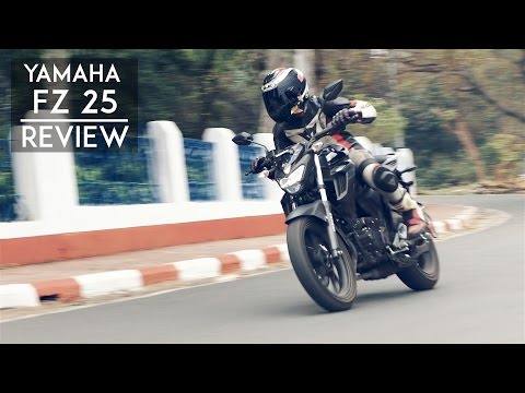 Yamaha FZ25 Review | Comparison with Duke 250 | RWR