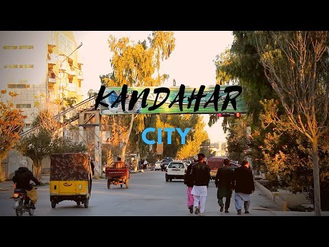 KANDAHAR CITY AFGHANISTAN (HD)
