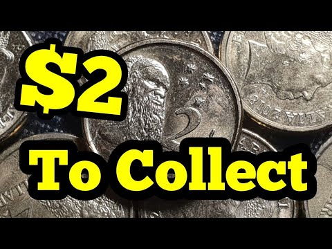 $2 Coins You Should Collect $$$