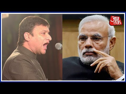 Akbaruddin Owaisi Attacks PM Modi