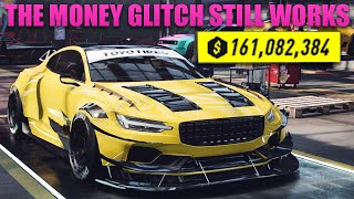 BEST MONEY GLITCH AFTER PATCH 1.5 - Need for Speed Heat