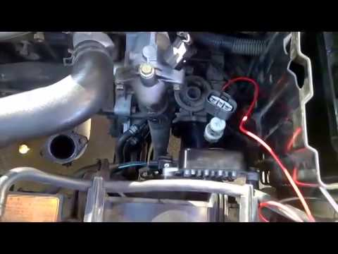 Faulty Fan Control Module Mitsubishi Lancer Youtube