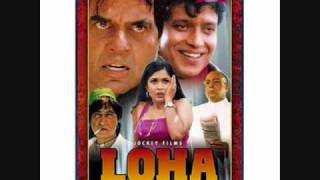 Loha  ( 1997)-    Aaj ki Raat SONG