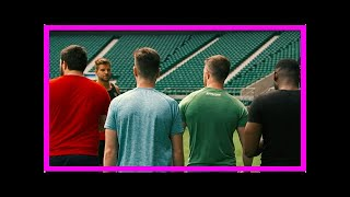 Breaking News | Diet, training and lifestyle: Inside the England rugby sevens camp | JOE.co.uk