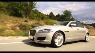 Наши тесты - Jaguar XF