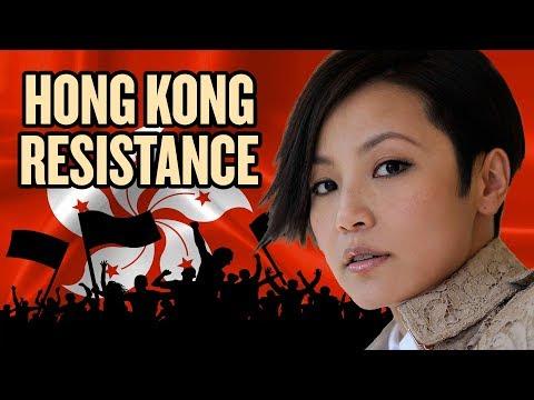 Denise Ho: Resistance in Hong Kong  Hocc 何韻詩 Hong Kong Protest 2019  China Uncensored