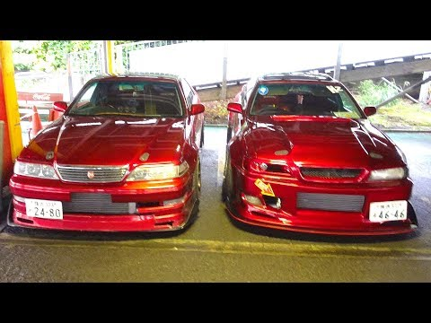 THE CRAZIEST JZX100'S I HAVE SEEN!