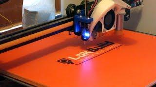 3D притер Creality 3D® CR-10 часть четвертая BLTouch (pin27)