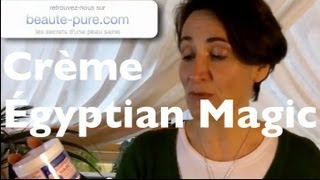 La crème Egyptian Magic, le secret de beauté de Madonna ! Thumbnail
