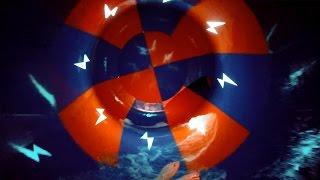De Zandstuve - Crazy Cone (nieuwe glijbaan 2016 / new slide) Onride POV