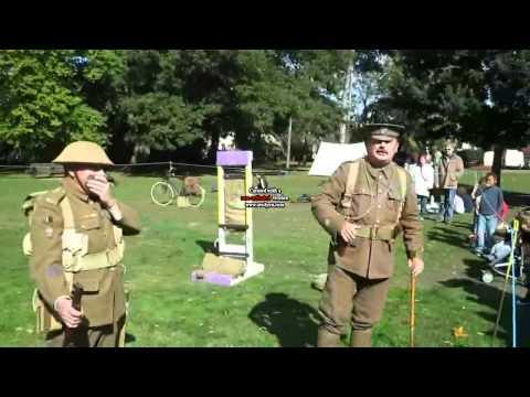 CRHnews - 14/18 Old Contemptibles 10th Essex Regiment