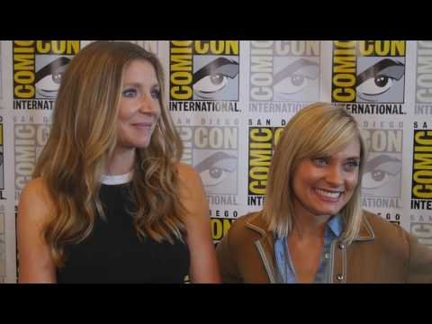 Rick & Morty Season 3 Sarah Chalke Beth & Spencer Grammer Summer